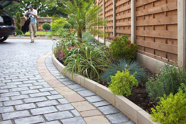 Bordure Jardin Moderne Unique Image Bordure De Jardin – Focus Sur Les Différents Matériaux Et Leurs