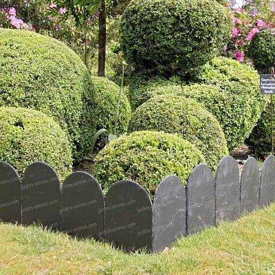 Bordure Jardin originale Inspirant Photos Idee Bordure Jardin élégant 19 Best Bordures De Jardin