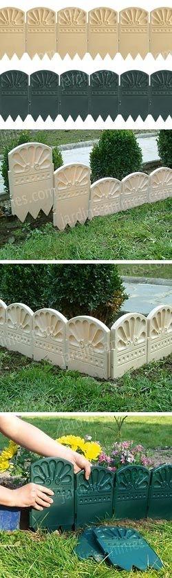 Bordure Jardin originale Nouveau Photos Les 29 Best Bordures De Jardin originales S