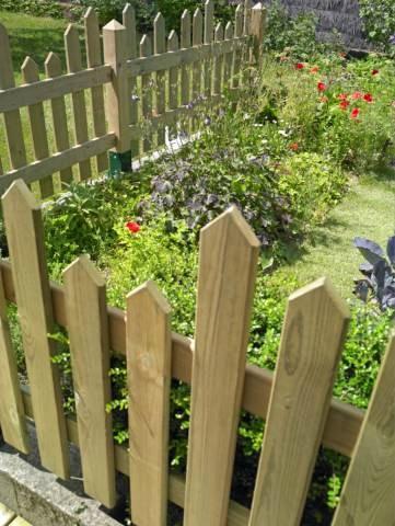Bordure Jardin originale Unique Image Clotures Jardin élégant Clotures Jardin Inspirational Cabane De