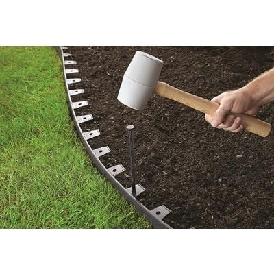 Bordure Modulable Brico Depot Inspirant Images Proflex Proflex No Dig 40 Feet Landscape Edging Kit 3001hd 40c