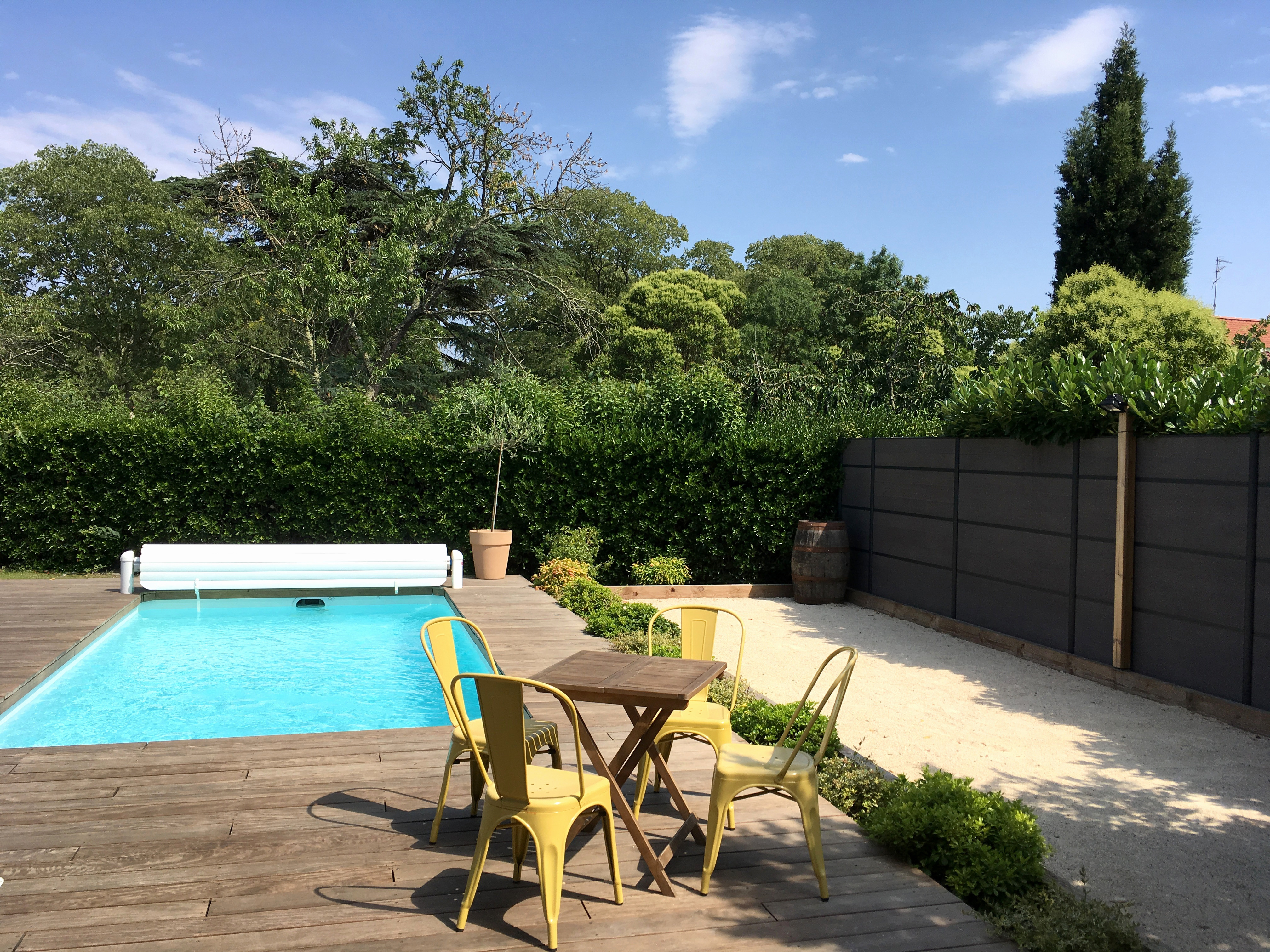 Bordures De Jardin Moderne Beau Photographie Bordure De Jardin Bois Ainsi Que Confortable Parasol Jardin
