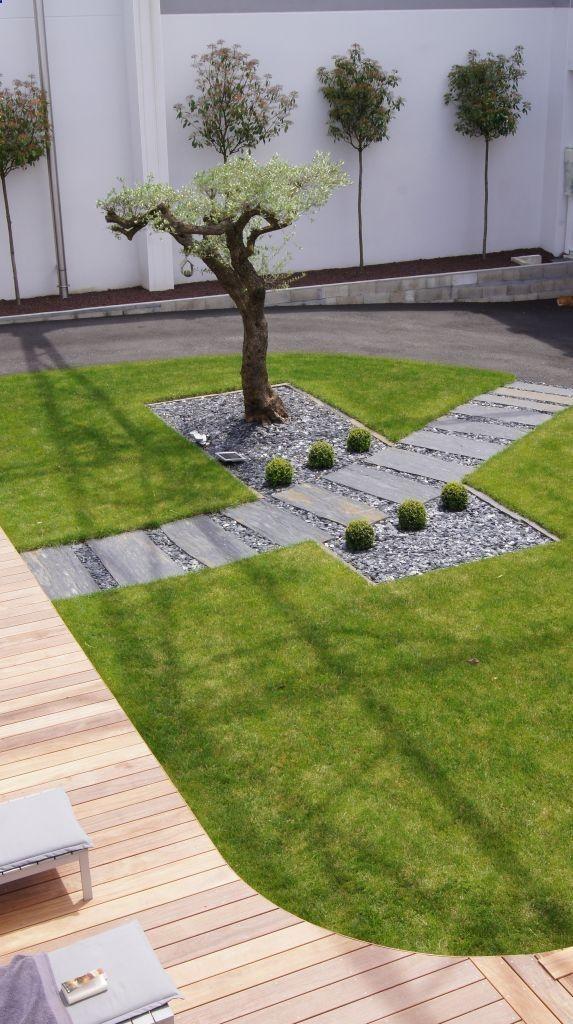 Bordures De Jardin Moderne Élégant Photographie Shed Plans Alle Ardoise Et Galets now You Can Build Any Shed In A