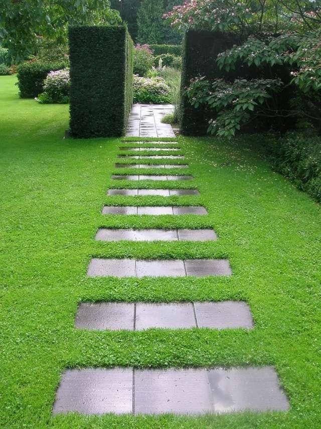 Bordures De Jardin Moderne Luxe Photos Aménagement Paysager Moderne 104 Idées De Jardin Design