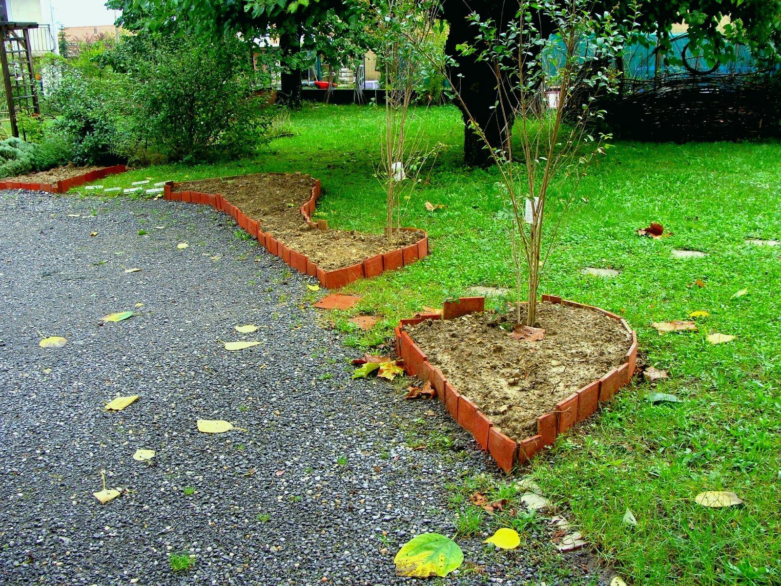 Bordures De Jardin Moderne Nouveau Collection Brique Bordure Jardin Impressionnant Bordure De Jardin