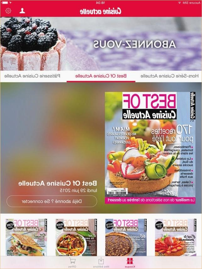 Box Cuisine Actuelle Frais Images Cuisine Actuelle Abonnement