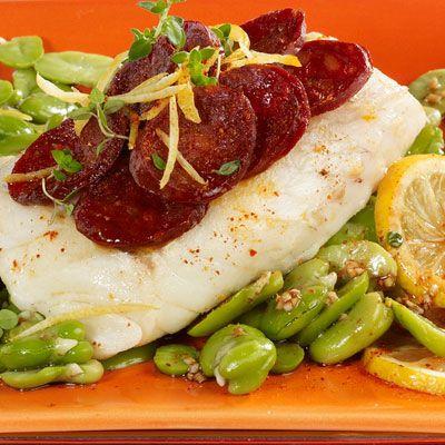 Box Cuisine Actuelle Nouveau Photos Cabillaud En écailles De Chorizo Recette