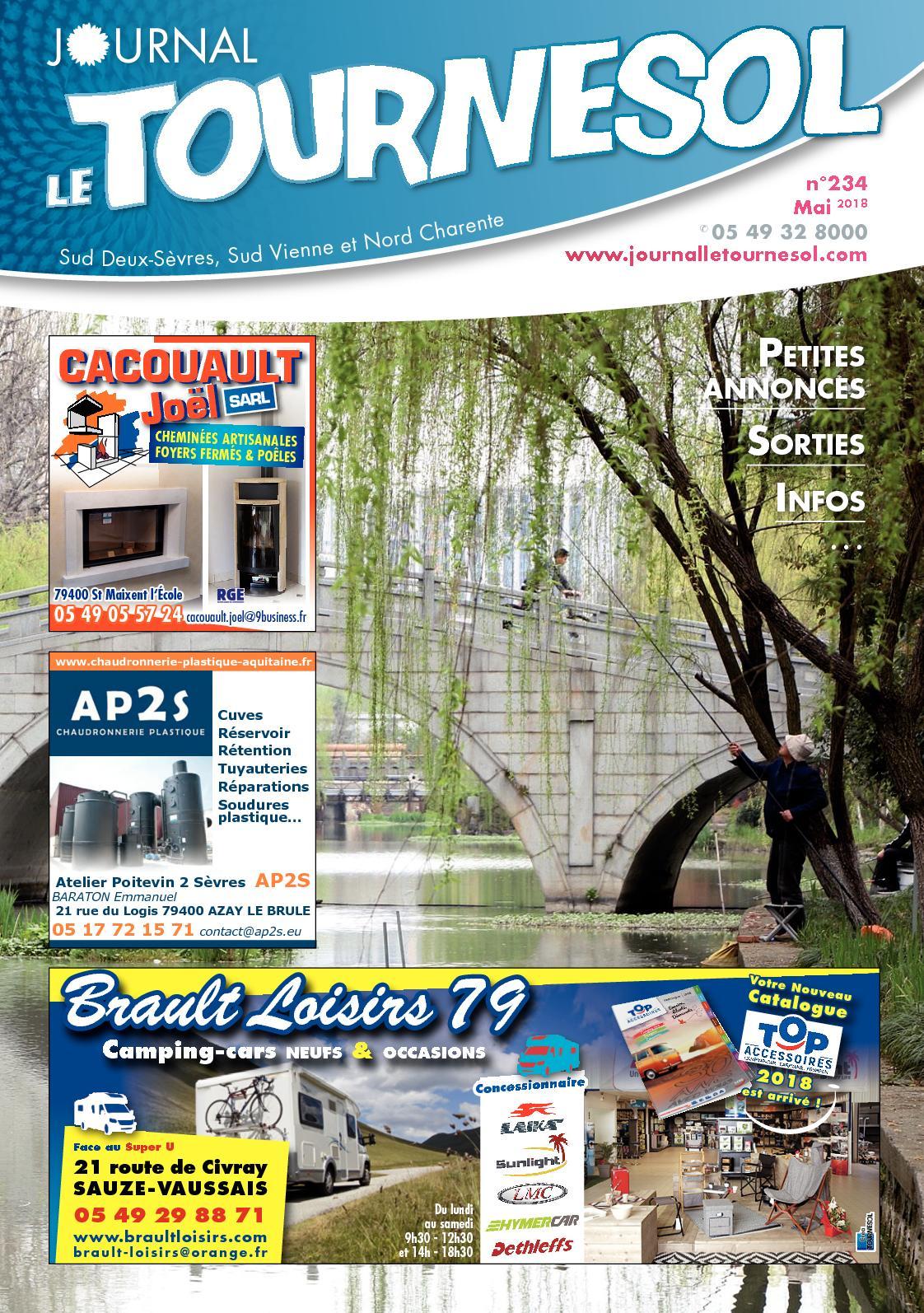 Brico Depot Angoulême Impressionnant Stock Calaméo Journal Le tournesol Mai 2018