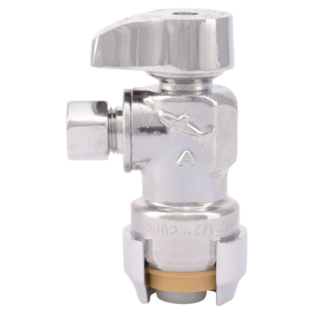 Brico Depot Mess Beau Image Sharkbite 1 2 In Chrome Plated Brass Push to Connect X 1 4 In O D