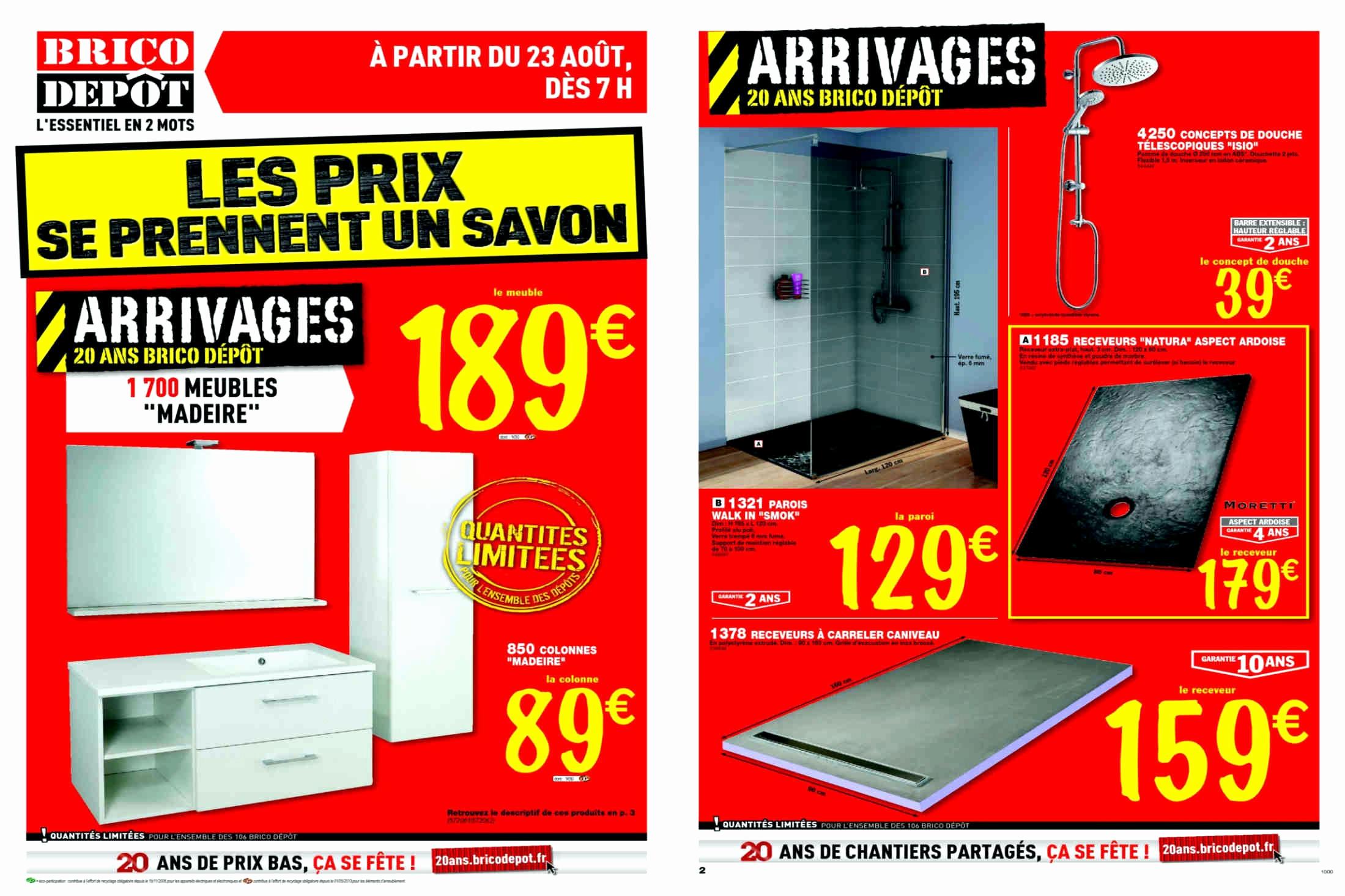 Brico Depot Plinthe Carrelage Frais Galerie Carreaux De Ciment Brico Depot Beau Carrelage Salle De Bain Brico