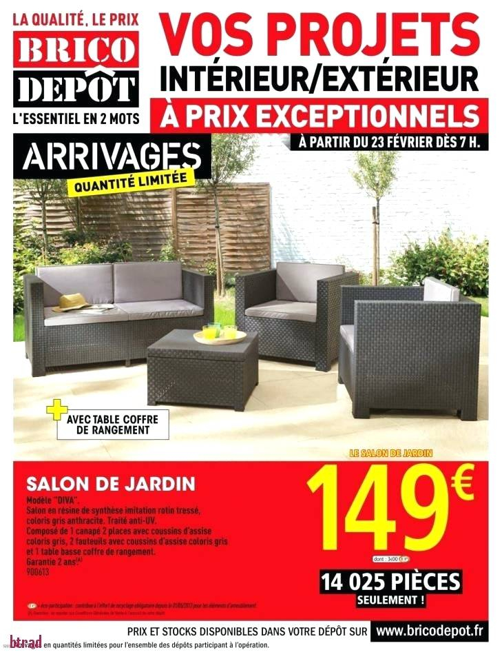 Brico Depot Salon De Jardin 2017 Beau Galerie Brico Depot Salon De Jardin Affordable Salon D P T L with Table