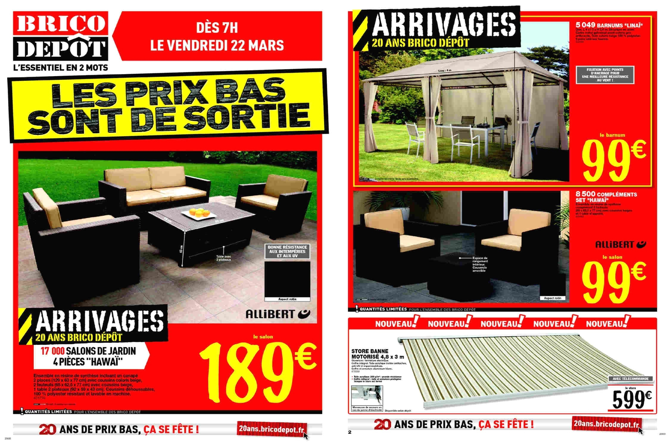 Brico Depot Salon De Jardin 2017 Nouveau Photos Revetement De sol Pas Cher Brico Depot Design De Maison