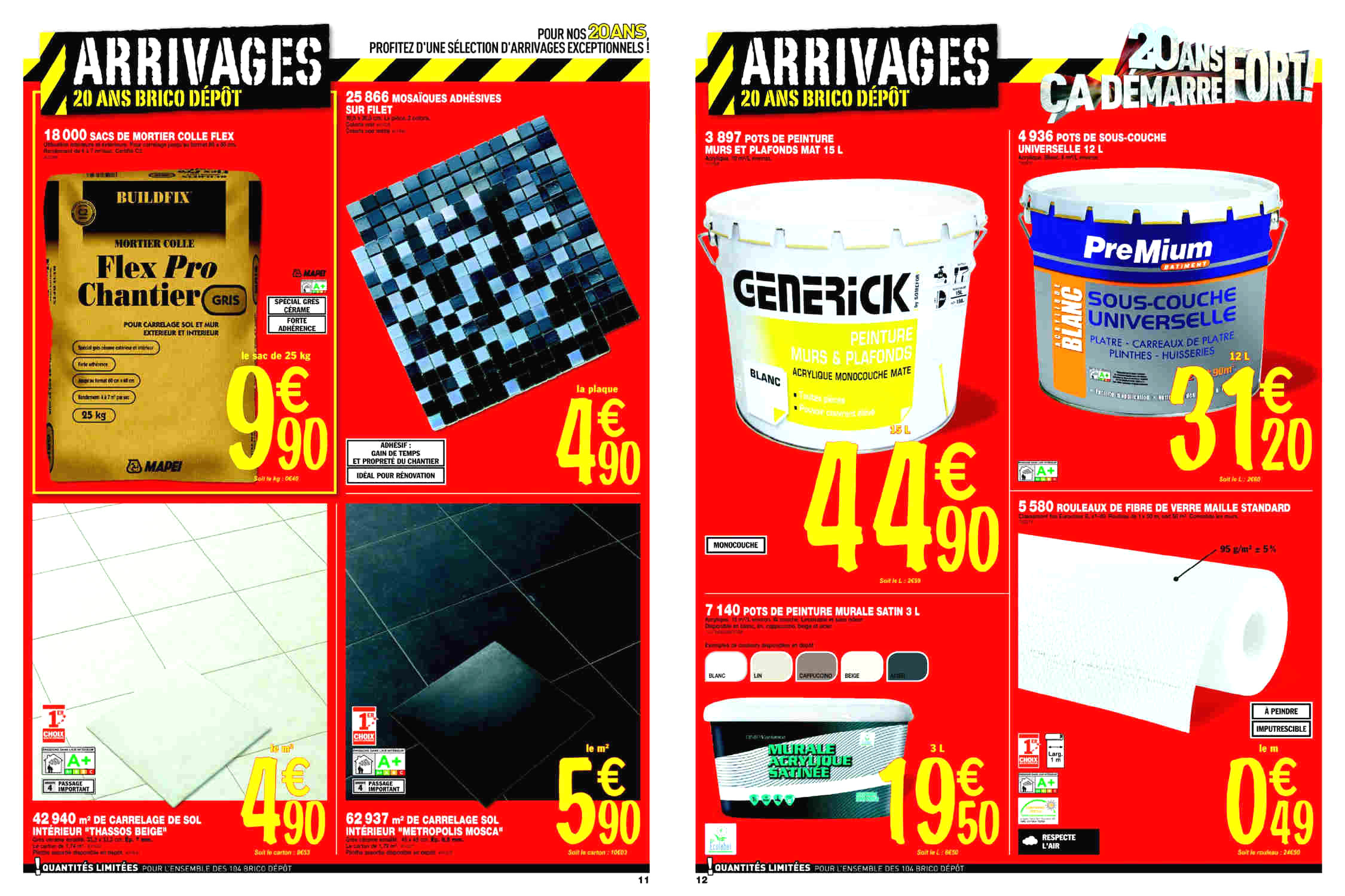 Brico Depot tours nord Nouveau Stock Catalogue Brico Depot