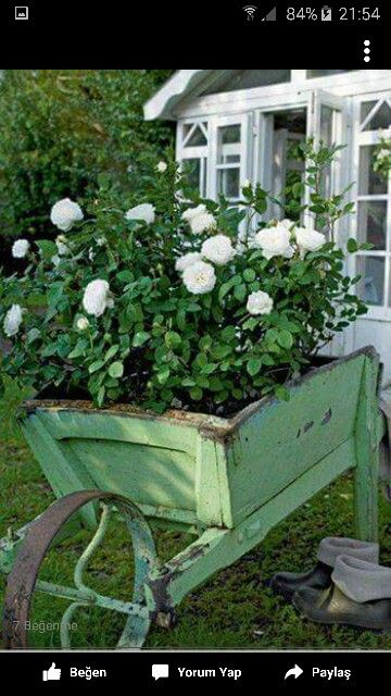 Brouette Deco Jardin Élégant Stock Les 22 Meilleures Images Du Tableau Wheelbarrows Sur Pinterest