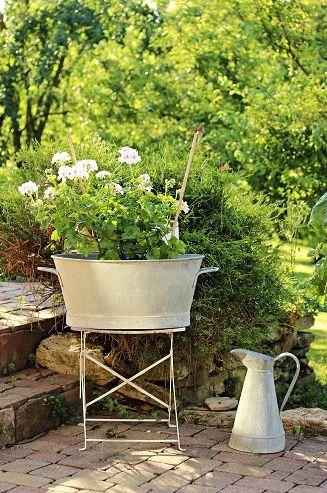 Brouette Deco Jardin Frais Images 569 Meilleures Images Du Tableau Au Jardin Le Zinc De Dani¨le