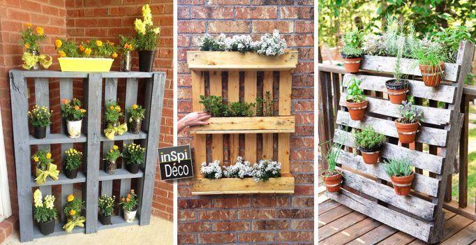 Brouette Deco Jardin Meilleur De Image Palette Avec Des Fleurs 20 Idées Créatives Pour Vous Inspirer