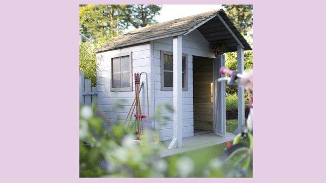 Bureau De Jardin Leroy Merlin Inspirant Photos Une Cabane Pour Enfants Dans Le Jardin