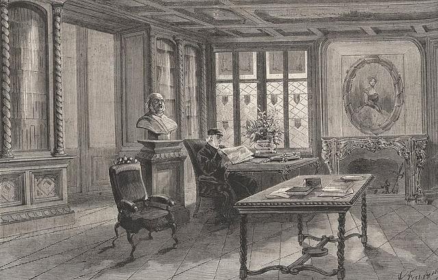 But Canapé Julia Élégant Photographie Histoire De La Bibliophilie