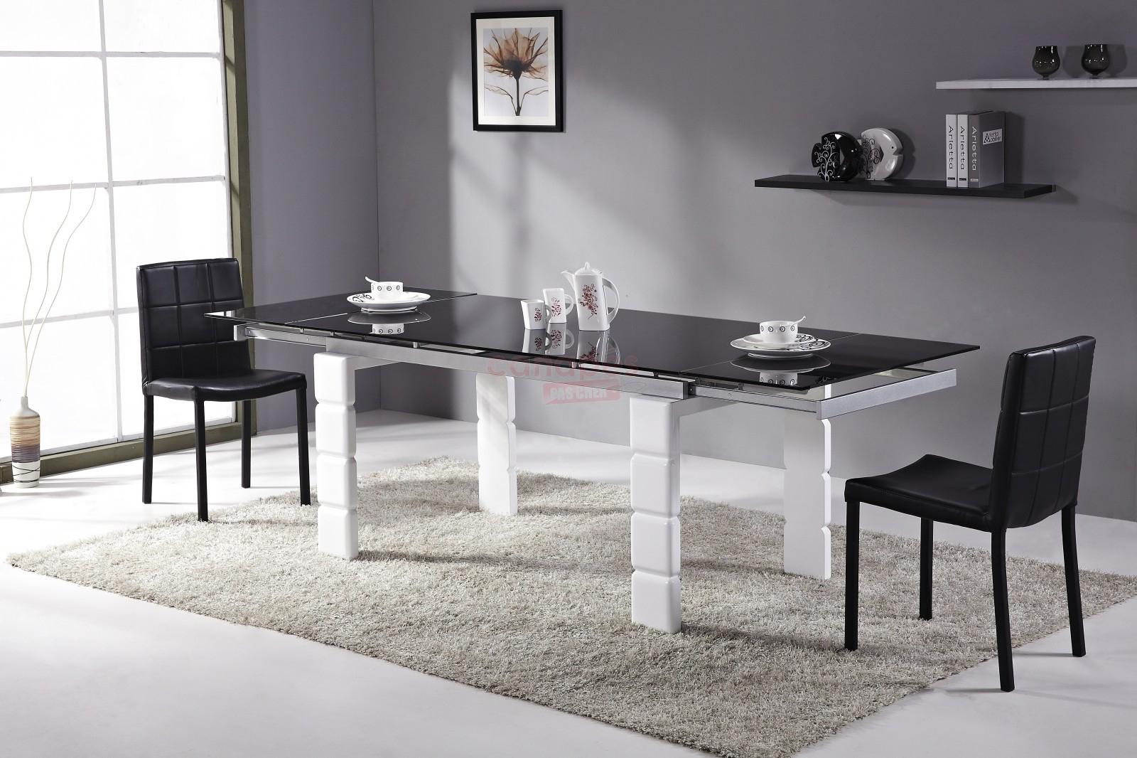 But Salle à Manger Beau Stock Table Blanche Pas Cher 15 Basse Blanc Laque Avec Rangement Lyate