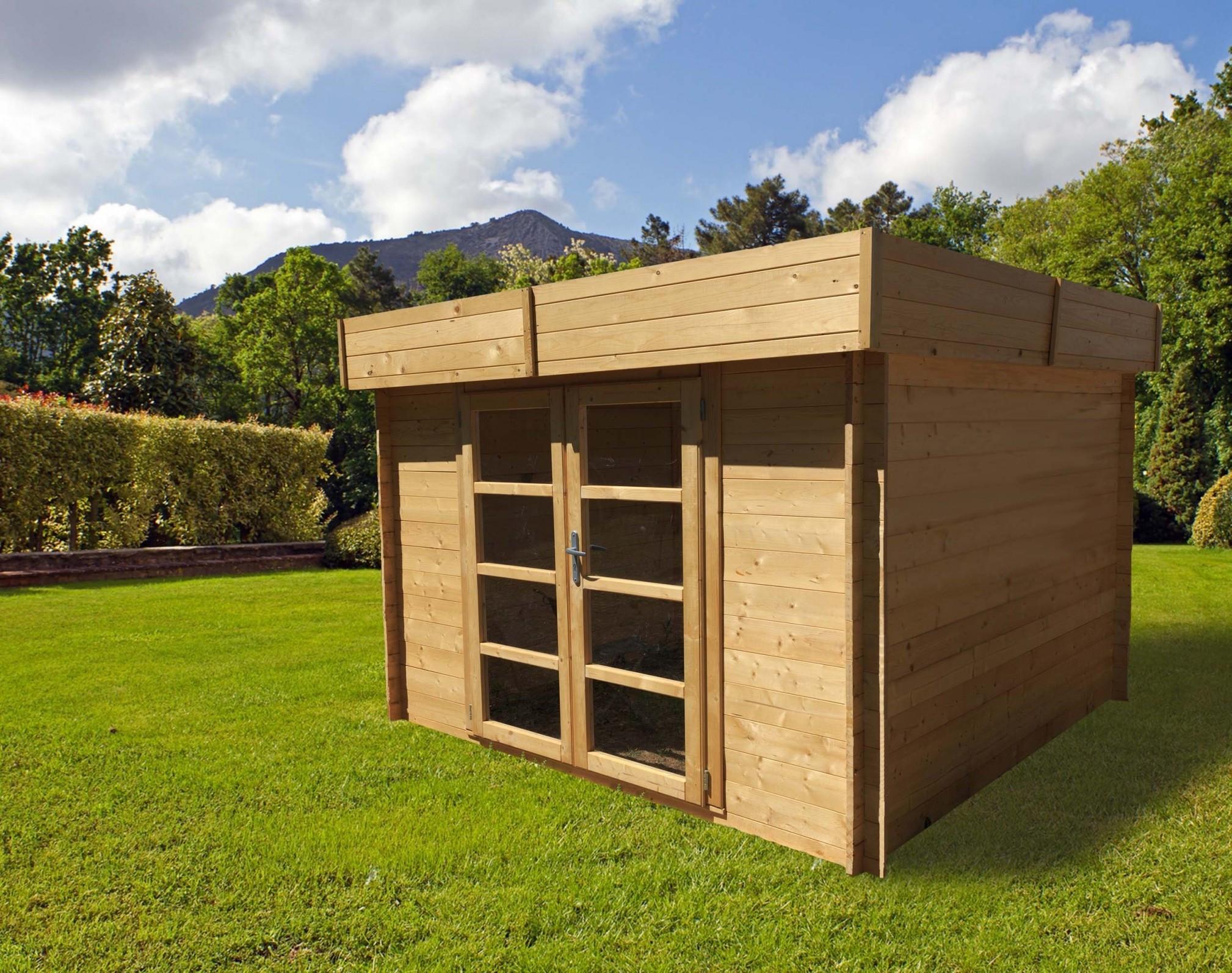 Cabane De Jardin Carrefour Inspirant Galerie Meilleur De 40 De Cabane En Bois Jardin Des Idées