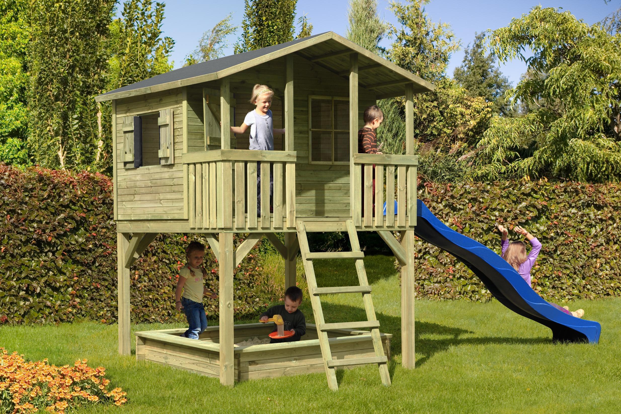 Cabane En Bois Pas Cher Impressionnant Photos Maison Enfant Jardin Bois Plus Brillant Cabane Enfant Pas Cher