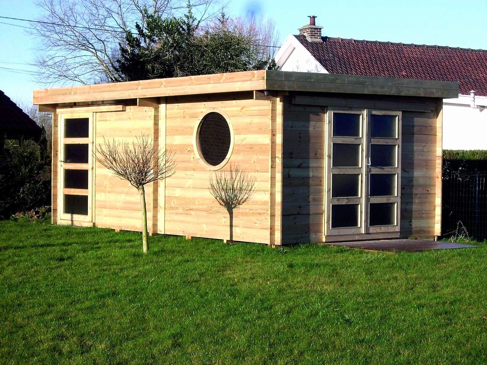 Cabane En Bois Pas Cher Nouveau Image Cabane De Jardin Metal Inspirant Amenager son Garage Luxe Amenager