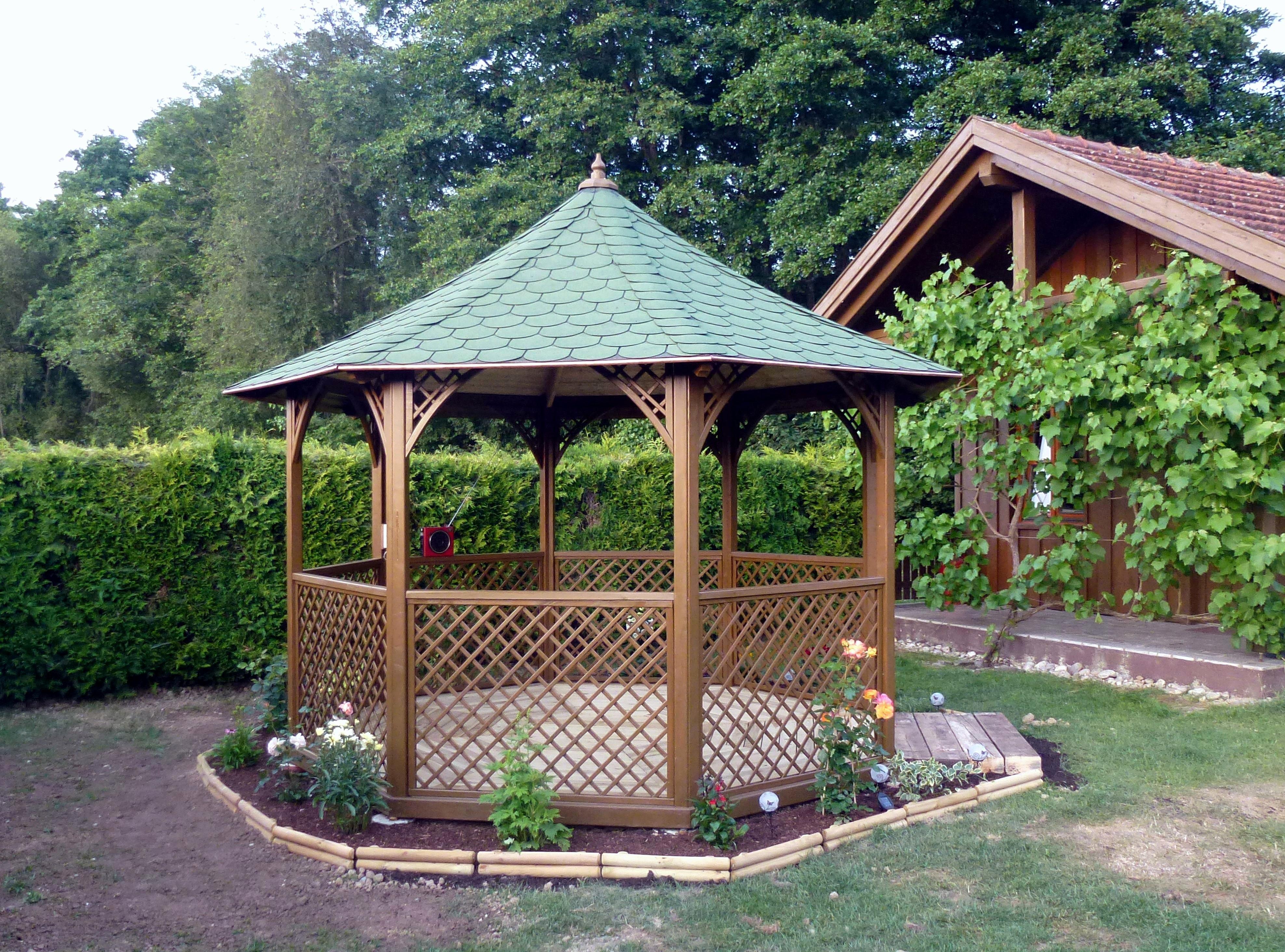 66 luxe image de cabane jardin castorama. Black Bedroom Furniture Sets. Home Design Ideas