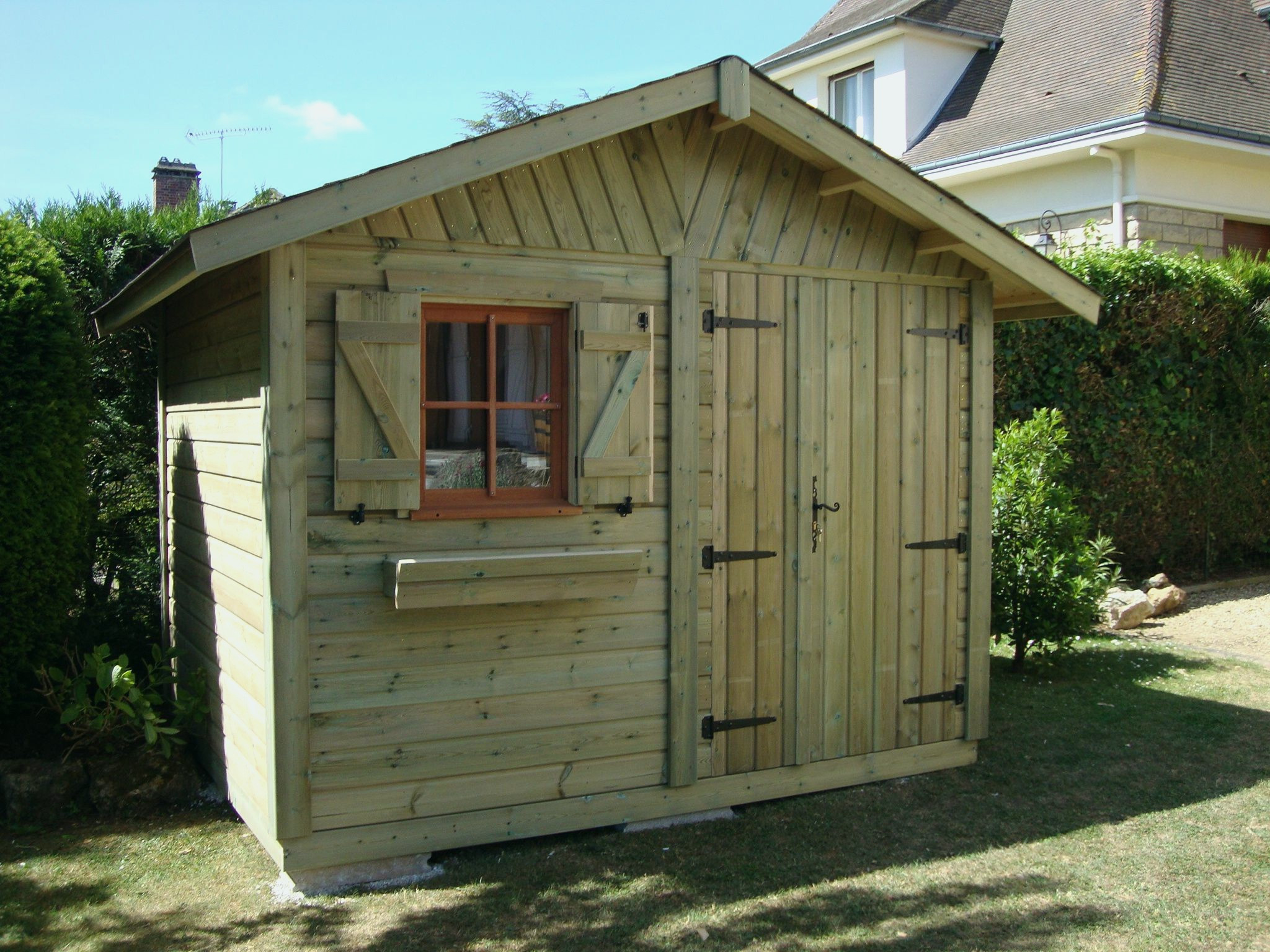 Cabanes De Jardin Leroy Merlin Inspirant Galerie 41 Incroyable Vues De Abri Jardin Brico Depot
