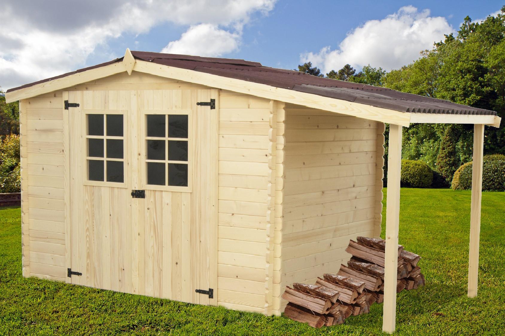 Cabanes De Jardin Leroy Merlin Meilleur De Collection Abri De Jardin Bois Avec Plancher Avec Aimable Bucher Leroy Merlin