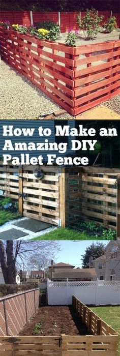 Cabanne En Palette Beau Images Building A Wood Pallet Fence Project No Disassembling Needed