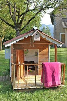 Cabanne En Palette Unique Photos Ment Aménager Une Maisonnette De Jardin En Bois Cergyrama