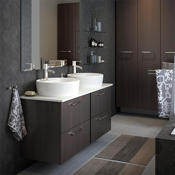 Caillebotis ikea salle de bain nouveau photos salle de - Ikea conception salle de bain ...
