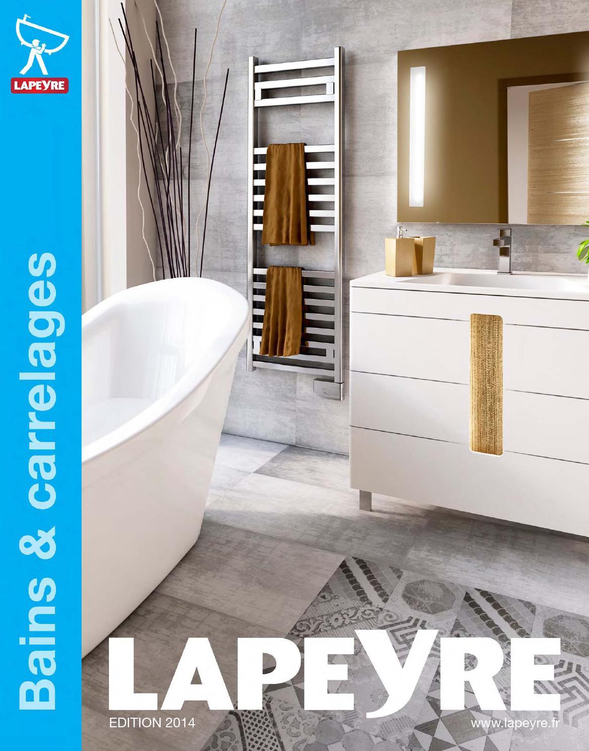 Caillebotis Ikea Salle De Bain Unique Collection Catalogue Lapeyre Bains & Carrelages 2014 by Joe Monroe issuu