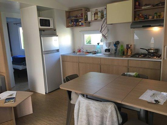 Camping Jardin De Kergal Beau Images Mobil Home Confort 3 Chambres Tr¨s Agréable Avec tout L équipement