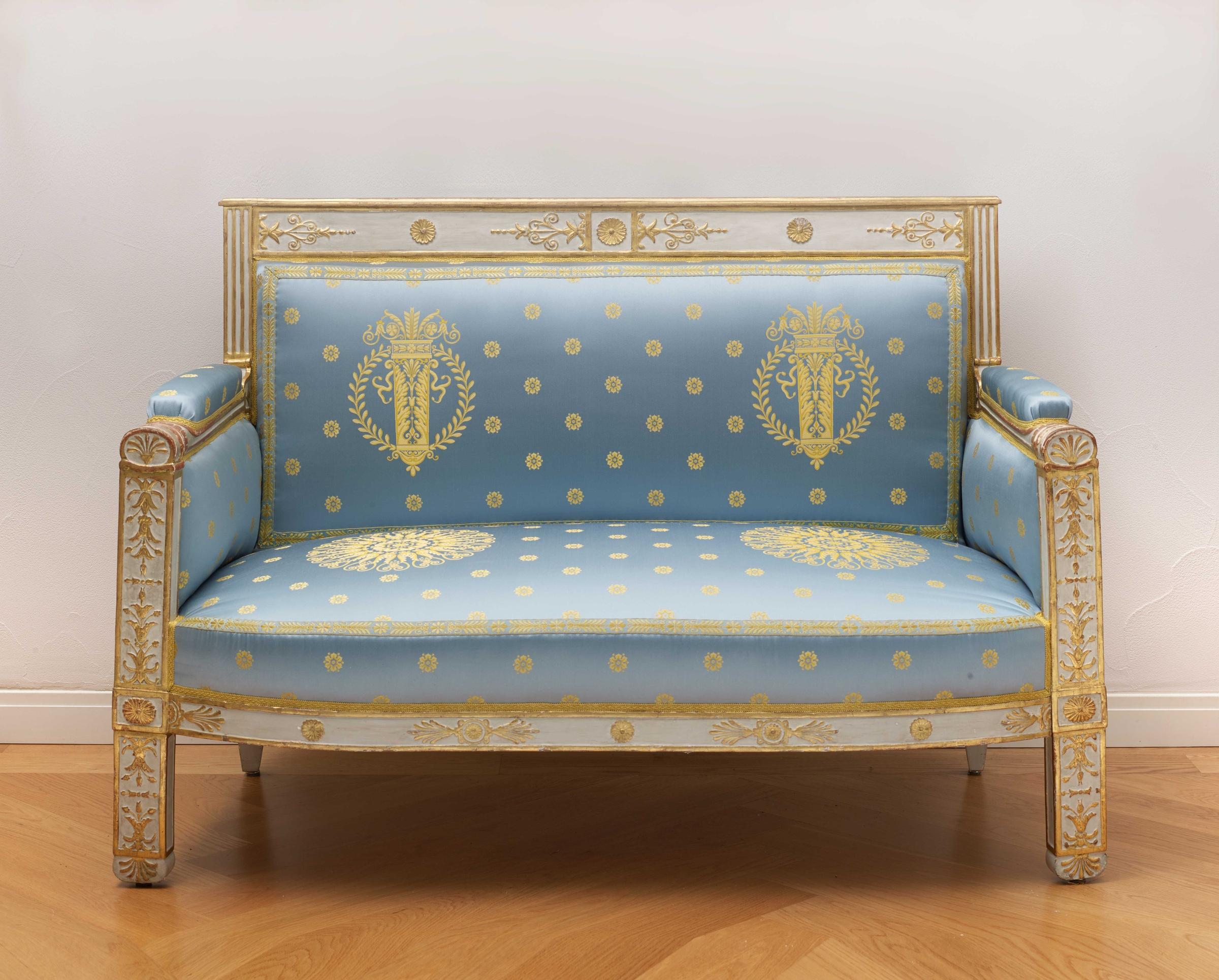 Canapé Ancien Louis Philippe Élégant Images Pierre Gaston Brion attributed to A Set Of Empire Furniture
