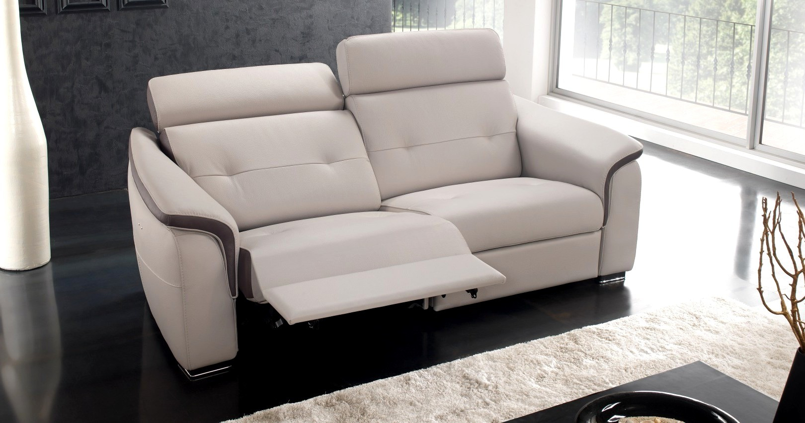 Canape Angle but Gris Luxe Photographie Canape Cuir Relax 11 59b1167a