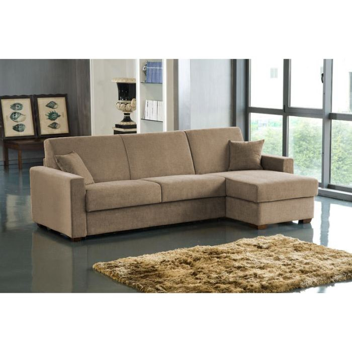 Canape Angle Cdiscount Beau Images Canapé D Angle Convertible Couleur Taupe Canap D 39 Angle Droit