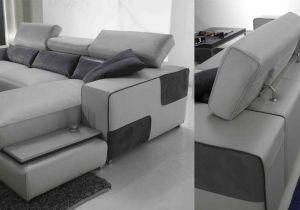 Canape Angle Cdiscount Élégant Collection Chaise Design Cuir Chaise Grise Pas Cher élégant Fauteuil Salon 0d