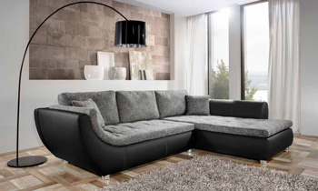 Canape Angle Cdiscount Luxe Photos Canape D Angle Cuir Et Tissu Pas Cher