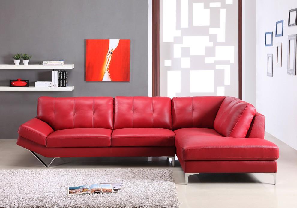 Canape Angle Cuir Rouge Meilleur De Photographie Idées De Décoration Intérieure French Decor