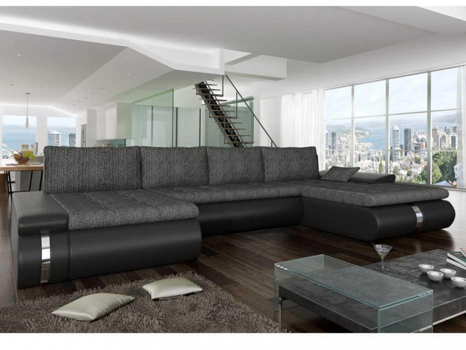 Canapé Angle Cuir Vieilli Luxe Image 20 Incroyable Canapé Convertible Moderne Galerie Acivil Home