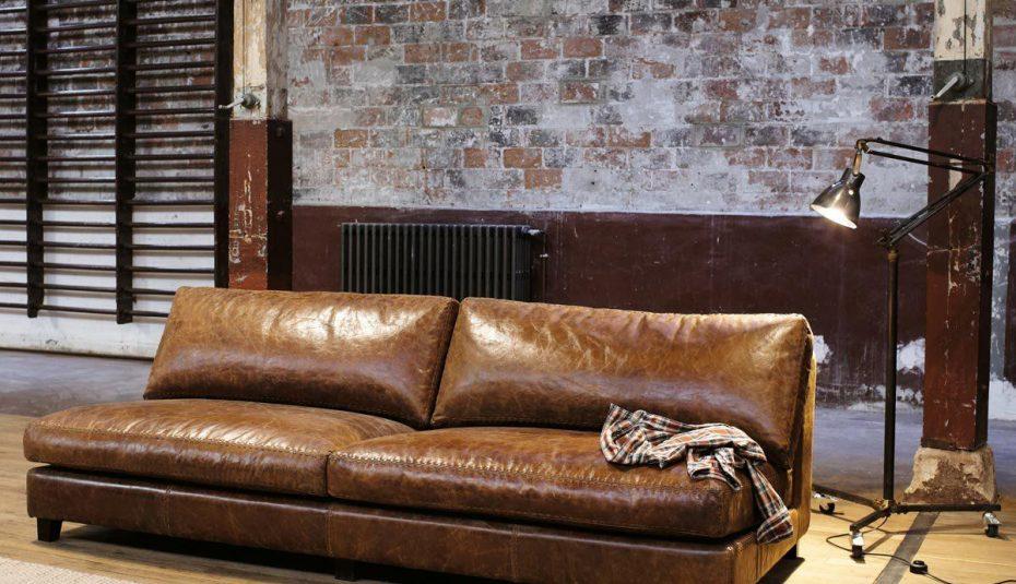 Canapé Angle Cuir Vieilli Nouveau Images Chesterfi Occasion Nettoyage Cuir Nettoyer Canape Brun Vintage