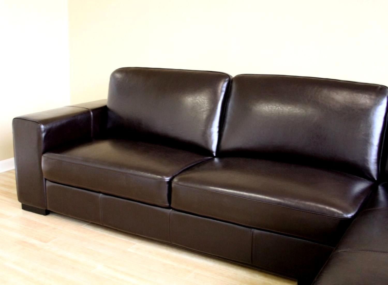 Canapé aspect Cuir Vieilli Impressionnant Collection Canap Simili Cuir Marron 25 C1b Lk