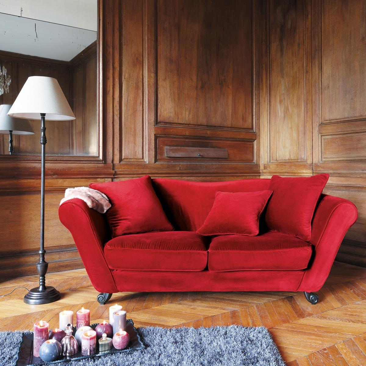 Canapé Brooke Maison Du Monde Meilleur De Collection Canaps Maison Du Monde Beautiful Canaps Vintage Places Cuir aspect