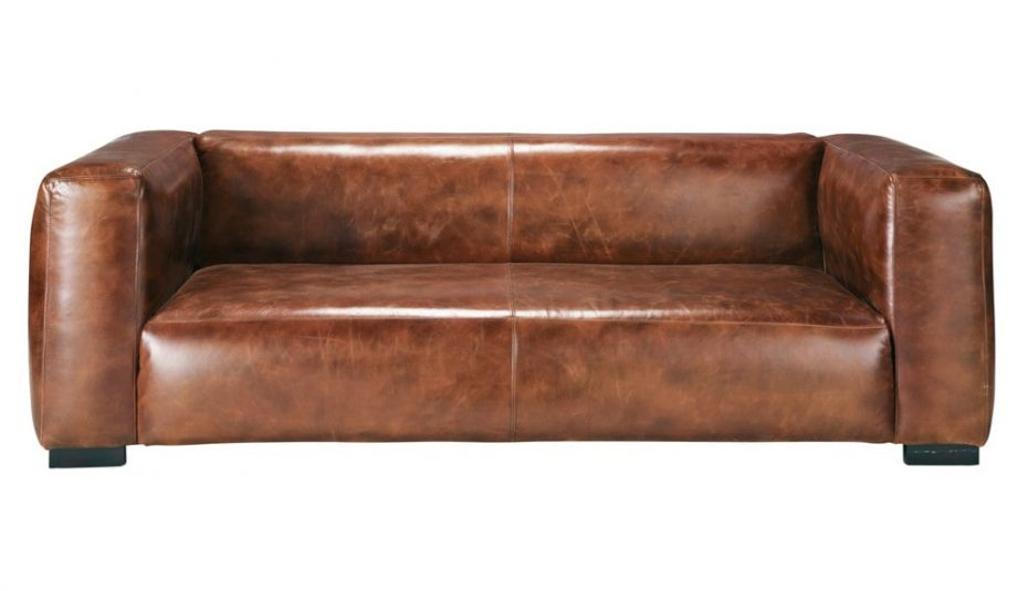 Canapé Chesterfield Convertible Pas Cher Impressionnant Photos Vintage Cuir Vieilli Convertible Dangle Mar Places Chesterfield