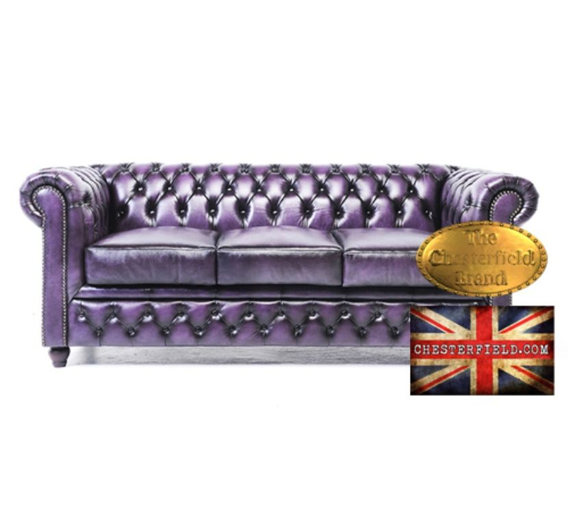 Canape Chesterfield Pas Cher Beau Photos Canapé Chesterfield Antique Violet 3 Places toulouse