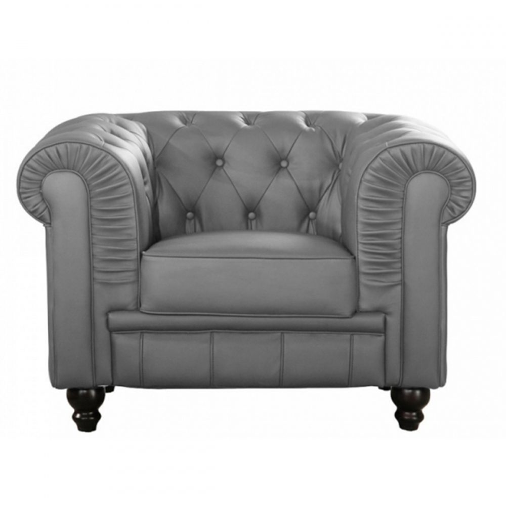 Canape Chesterfield Pas Cher Beau Stock Canape Chesterfield Gris Capitonne 3 2 1 Places Canapé topkoo