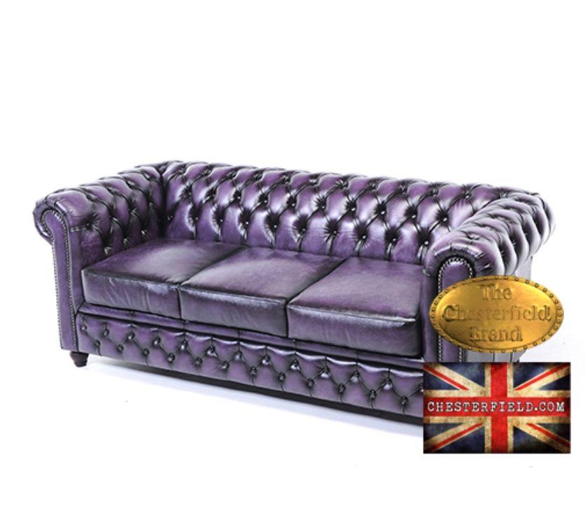 Canape Chesterfield Pas Cher Inspirant Photographie Canapé Chesterfield Antique Violet 3 Places toulouse