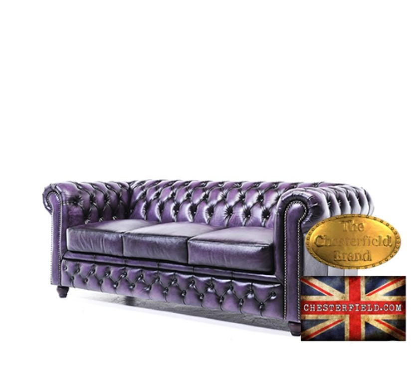 Canape Chesterfield Pas Cher Inspirant Photos Canapé Chesterfield Antique Violet 3 Places toulouse