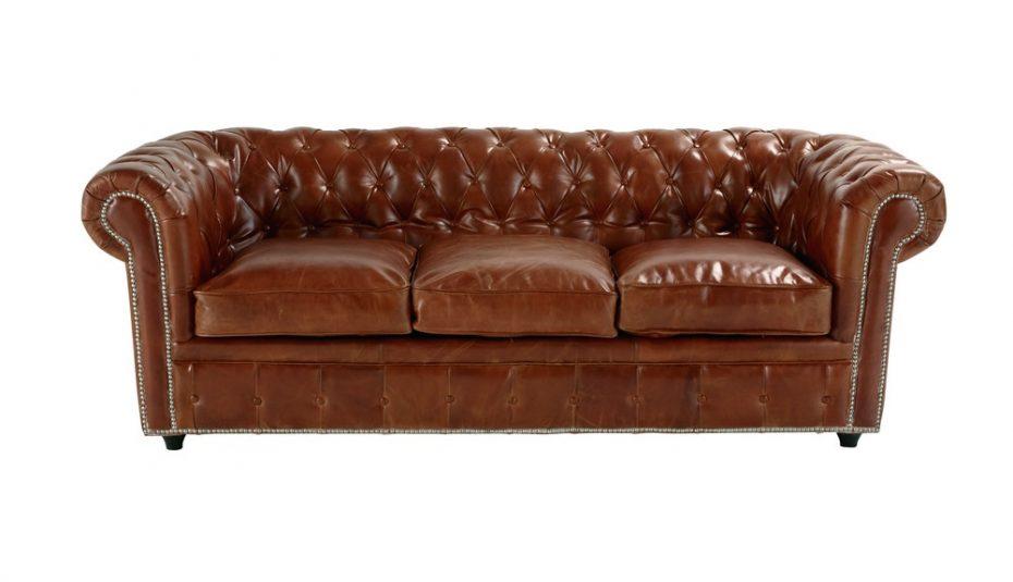 Canapé Convertible 3 Places Ikea Beau Collection Chesterfield En Maisonspe Marron Lit Dupe Club Places Cuir Monde